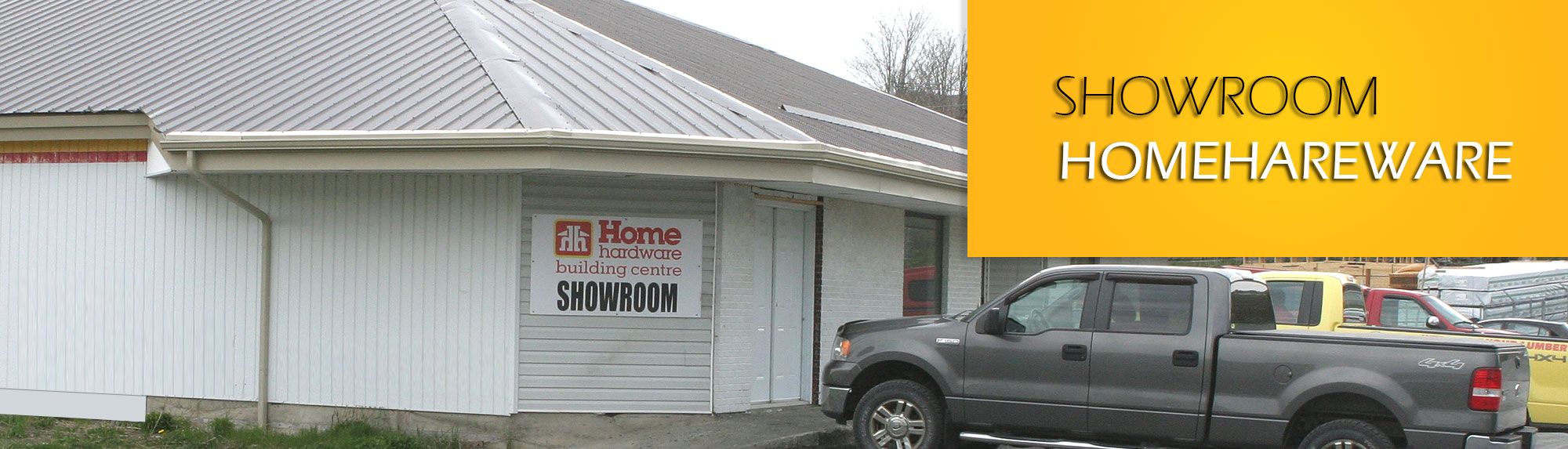 Showroom Home Hardware
